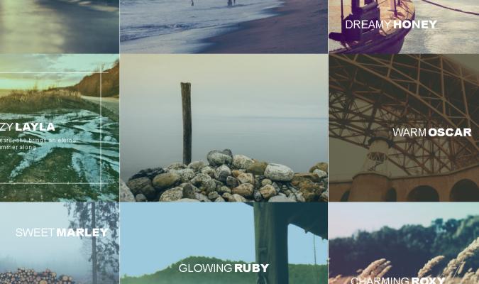 15种好看的图片展示特效代码